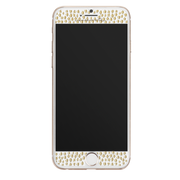 Case-Mate Gilded Glass Screen Protector iPhone 7/6/6S - Champagne