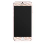 Case-Mate Gilded Glass Screen Protector iPhone 7/6/6S - Rose Gold