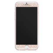 Case-Mate Gilded Glass Screen Protector iPhone 7+/6+/6S+ Plus - Rose Gold