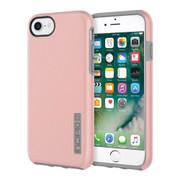 Incipio DualPro Case iPhone 7 - Iridescent Rose Gold/Gray