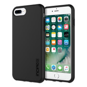 Incipio DualPro Case iPhone 7+ Plus - Black/Black