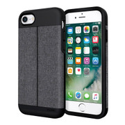 Incipio Esquire Wallet Case iPhone 7 - Heather Dark Gray