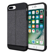 Incipio Esquire Wallet Case iPhone 7+ Plus - Dark Gray