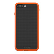 Dog & Bone Wetsuit Impact Waterproof Rugged Case iPhone 7+ Plus - Orange