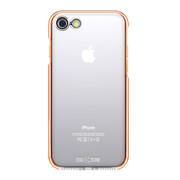 Dog & Bone Splash Drop Proof Case iPhone 7 - Orange