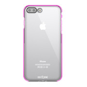 Dog & Bone Splash Drop Proof Case iPhone 7+ Plus - Pink