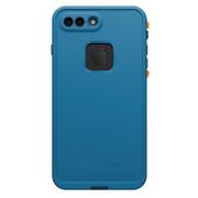 LifeProof FRE Case iPhone 7+ Plus - Cowaunga Blue/Wave Crash/Mango Tango