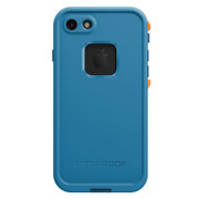 LifeProof FRE Case iPhone 7 - Cowabunga Blue/Wave Crash/Mango Tango