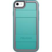 Pelican PROTECTOR Case iPhone 7 - Aqua/Grey