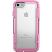 Pelican VOYAGER Case iPhone 7 - Clear/Pink