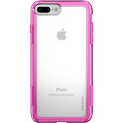 Pelican ADVENTURER Case iPhone 7+/6+/6S+ Plus - Clear/Pink