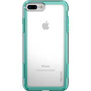 Pelican ADVENTURER Case iPhone 7+/6+/6S+ Plus - Clear/Aqua