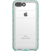 Pelican MARINE Case iPhone 7+ Plus - Teal/Clear