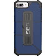 UAG Metropolis Folio Wallet Case iPhone 7+/6+/6S+ Plus - Cobalt