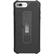 UAG Metropolis Folio Wallet Case iPhone 7+/6+/6S+ Plus - Black