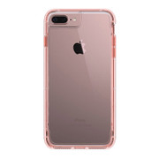 Griffin Survivor Clear Case iPhone 7+ Plus - Clear/Rose Gold