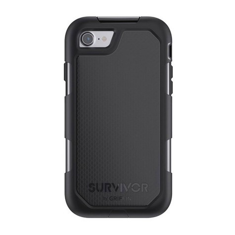 Griffin Survivor Summit Case iPhone 7 - Black