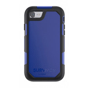 Griffin Survivor Summit Case iPhone 7 - Black/Blue