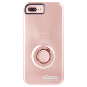 Case-Mate Allure Selfie Case iPhone 7+/6+/6S+ Plus - Rose Gold