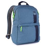 """STM Banks 15"""" Laptop Backpack 18L - China Blue"""