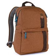 """STM Banks 15"""" Laptop Backpack 18L - Desert Brown"""