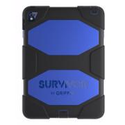"Griffin Survivor All Terrain Case iPad Air 2/Pro 9.7""- Blue"