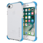 Incipio Reprieve Sport Case iPhone 7 - Clear/Cyan
