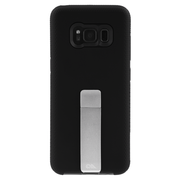 Case-Mate Tough Stand Case Samsung Galaxy S8 - Black/Silver