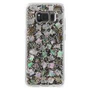 Case-Mate Karat Case Samsung Galaxy S8+ Plus - Mother of Pearl
