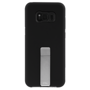 Case-Mate Tough Stand Case Samsung Galaxy S8+ Plus - Black/Silver