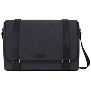 "Targus 15.6"" CityFusion II Messenger - Charcoal/Black"