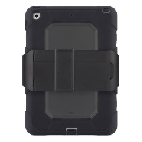 "Griffin Survivor All Terrain Case iPad 9.7""(2017) - Black"