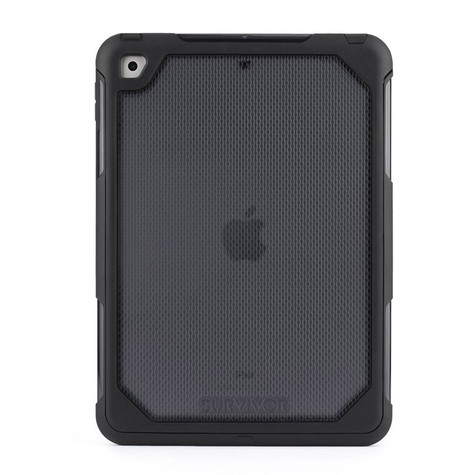 "Griffin Survivor Extreme Case iPad 9.7""(2017) - Black/Tint"