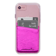 Case-Mate ID Pocket - Magenta