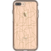 OtterBox Symmetry Clear Case iPhone 7+ Plus - Drop Me A Line