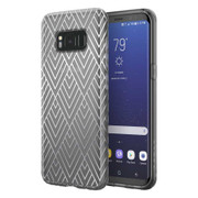 Incipio Design Series NGP Case Samsung Galaxy S8 - Silver Prism