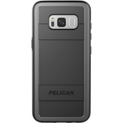 Pelican PROTECTOR Case Samsung Galaxy S8 - Black/Grey