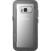 Pelican VOYAGER Case Samsung Galaxy S8 - Clear/Grey