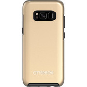 OtterBox Symmetry Metallic Case Samsung Galaxy S8 - Platinum Gold