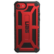 UAG Monarch Case iPhone 7/6/6S - Crimson