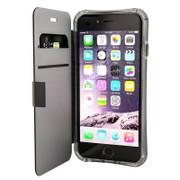 EFM Miami Wallet Case iPhone 7/6/6S - Jet Black
