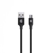 Griffin USB Type C to USB Cable Premium 3ft - Black