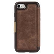 OtterBox Strada Wallet Case iPhone 8 - Espresso