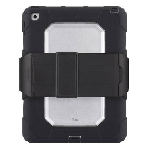"Griffin Survivor All Terrain Case iPad 9.7""(2017) - Black/Clear"