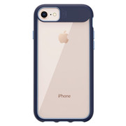 EFM Aspen D3O Case Armour iPhone 8 - Crystal/Ocean Blue