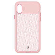 EFM Aspen IML Case Armour iPhone X - Pastel Pink