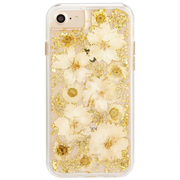 Case-Mate Karat Petals Case iPhone 8/7/6/6S - White