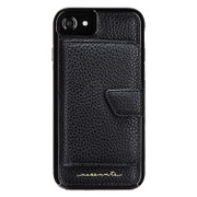 Case-Mate Compact Mirror Case iPhone 8/7/6/6S - Black