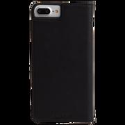 Case-Mate Wallet Folio Case iPhone 8+ Plus - Black