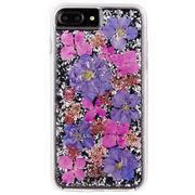 Case-Mate Karat Petals Case iPhone 8+/7+/6+/6S+ Plus - Purple